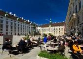 Wien - in der Burg
