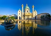 Wien - Karlskirche 3