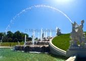 Wien - oberes Belvedere - Kaskade 4