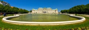 Wien - oberes Belvedere