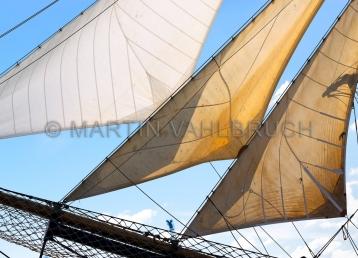 Windjammerparaden Kiel - Roald Amundsen