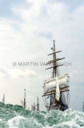 Windjammerparaden Kiel - Gorch Fock 9