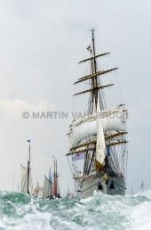 Windjammerparaden Kiel - Gorch Fock 14