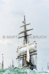 Windjammerparaden Kiel - Gorch Fock 15