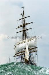 Windjammerparaden Kiel - Gorch Fock 16