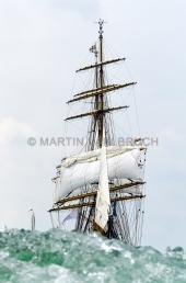 Windjammerparaden Kiel - Gorch Fock 17