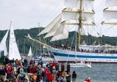 Windjammerparaden Kiel - Mir 1