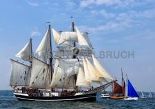 Windjammerparaden Kiel - Thor Heyerdahl 1