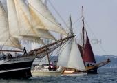 Windjammerparaden Kiel - Thor Heyerdahl 3