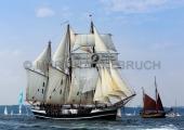 Windjammerparaden Kiel - Thor Heyerdahl 2