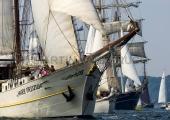 Windjammerparaden Kiel - Mare Frisium - Ella - Thalassa