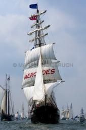 Windjammerparaden Kiel - Mercedes 5