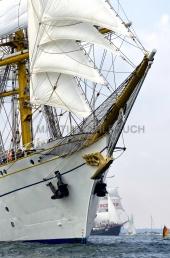Windjammerparaden Kiel - Gorch Fock 2