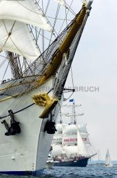 Windjammerparaden Kiel - Gorch Fock 10