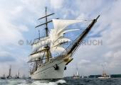 Windjammerparaden Kiel - Gorch Fock 3