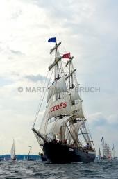 Windjammerparaden Kiel - Mercedes 4