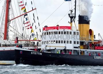 Windjammerparaden Kiel -Eisbrecher Stettin 2