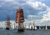 Windjammerparaden Kiel - Sedov und - Eye of the Wind - andere 7