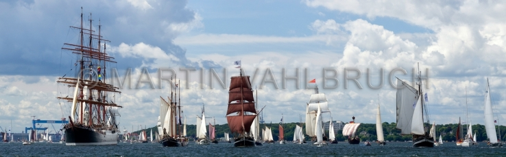 Windjammerparaden Kiel - Sedov und - Eye of the Wind - andere 5