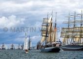 Windjammerparaden Kiel - Atlantis - Kruzenstern