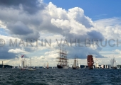 Windjammerparaden Kiel - Sedov und - Eye of the Wind - andere 2