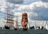 Windjammerparaden Kiel - Sedov und - Eye of the Wind - andere 3