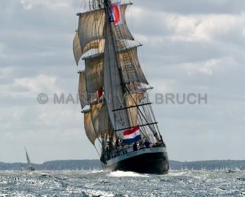 Windjammerparaden Kiel - Mercedes 7