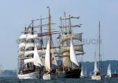 Windjammerparaden Kiel - Aphrodite - Ella - Thalassa