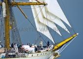Windjammerparaden Kiel - Gorch Fock 7