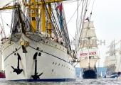 Windjammerparaden Kiel - Gorch Fock 21