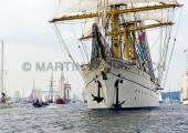 Windjammerparaden Kiel - Gorch Fock 11