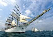Windjammerparaden Kiel - Dar Mlodziezy 5
