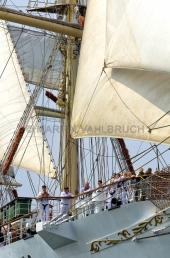 Windjammerparaden Kiel - Dar Mlodziezy 7
