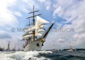 Windjammerparaden Kiel - Gorch Fock 22
