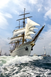 Windjammerparaden Kiel - Gorch Fock 24