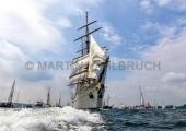 Windjammerparaden Kiel - Gorch Fock 25