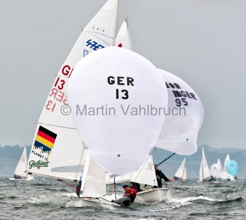 Young Europeans Sailing Kiel 2017 - 2