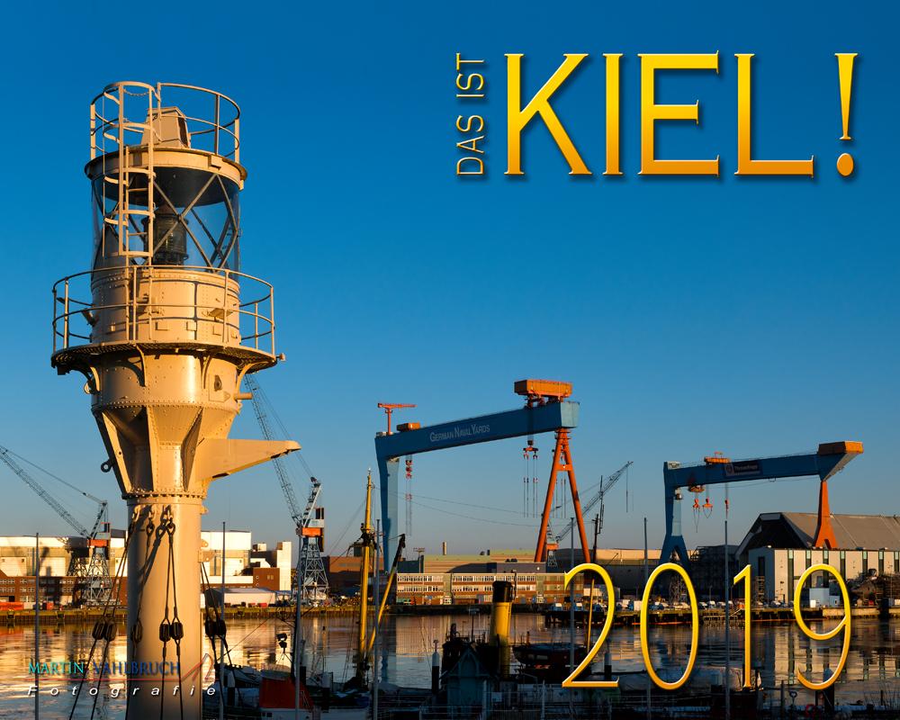 "Kalender ""Das ist Kiel"""