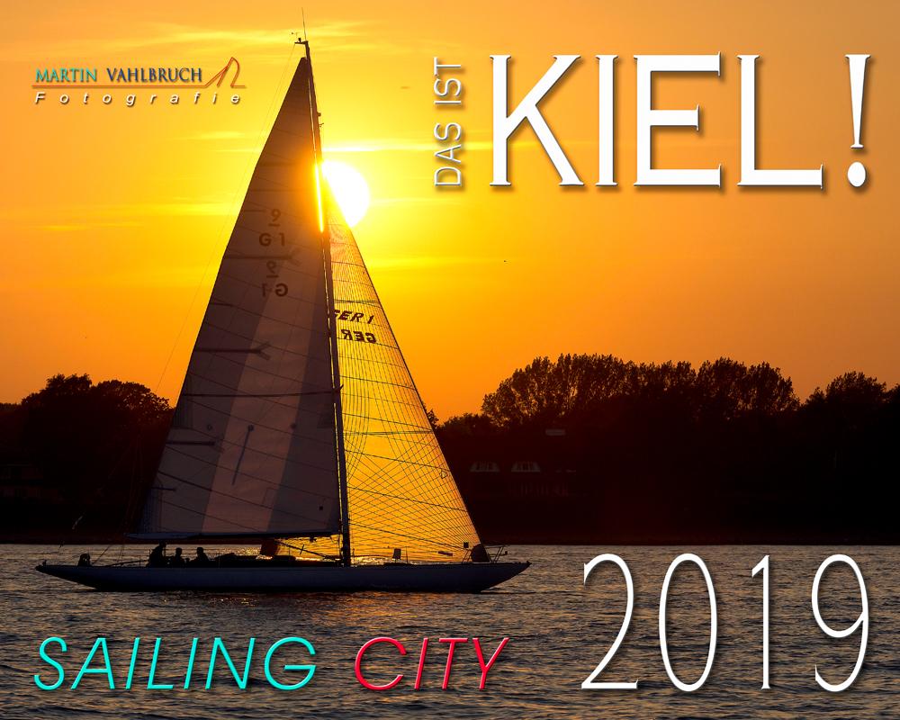 "Kalender ""Kiel - Sailing City"""